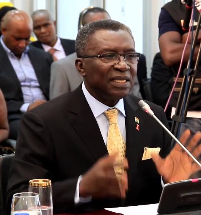 Prof Kwabena Frimpong