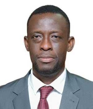Dr Okyere Darko Mensah