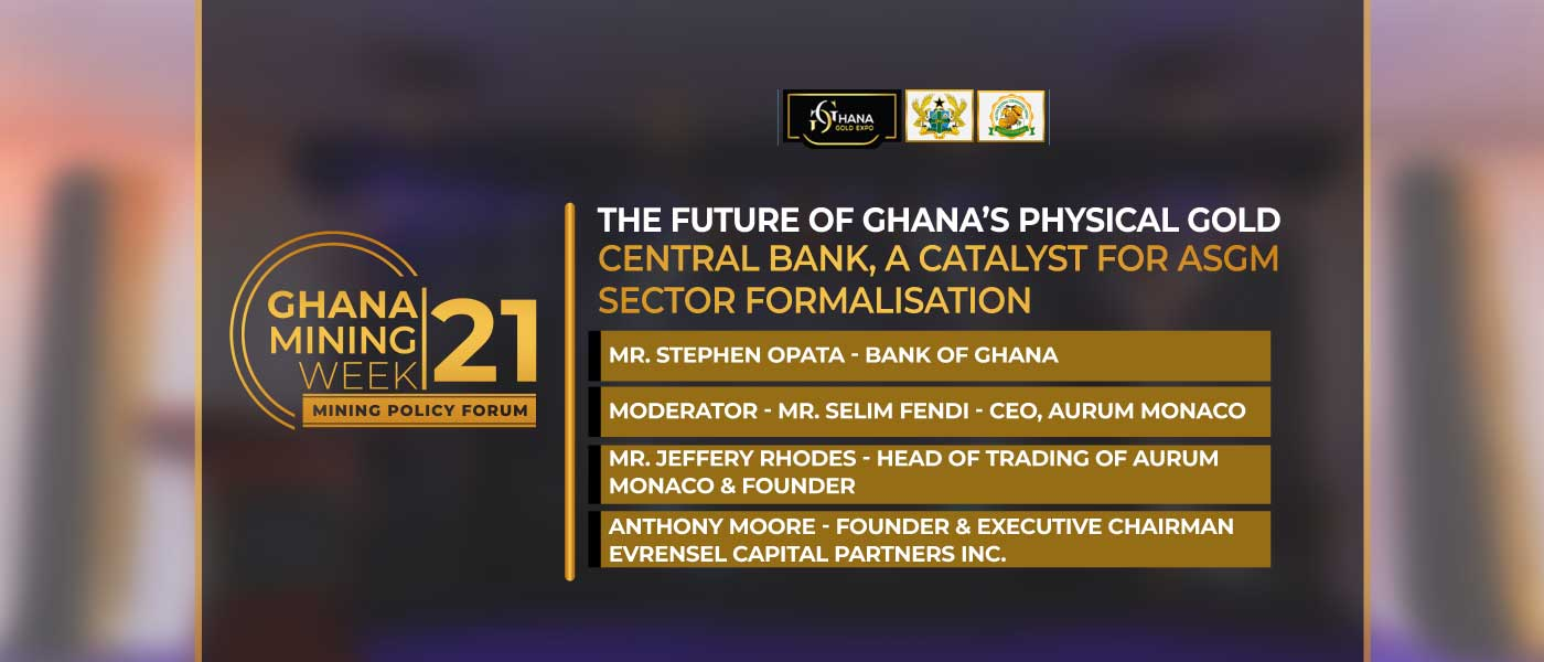 GGExpo-The Future of Ghana Physical Gold