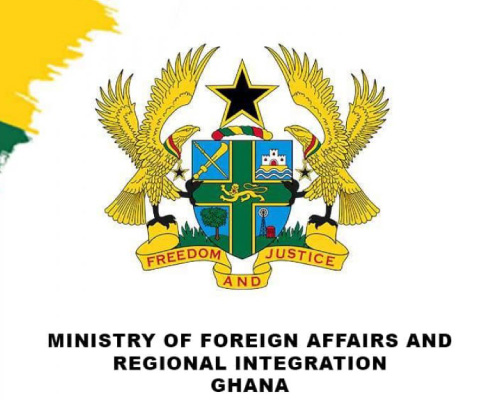 Ministry of Foreign Affairs & Regional Integration Ghana