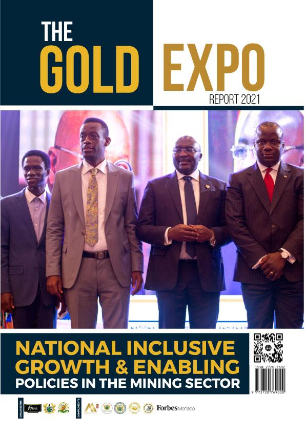 Ghana Gold Expo Report 2021